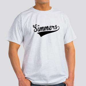 Simmers, Retro, T-Shirt