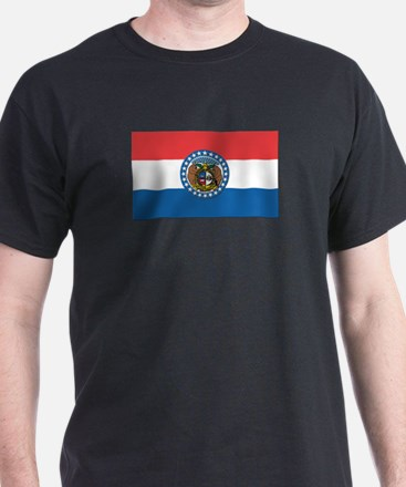 Flag of Missouri T-Shirt