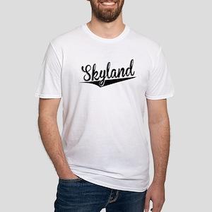 Skyland, Retro, T-Shirt