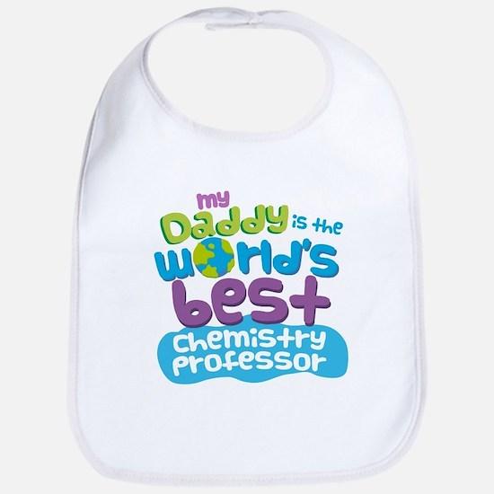 Chemistry Professor Gifts for Kids Baby Bib
