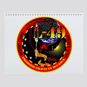 Nrol 49 Launch Wall Calendar
