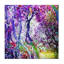 Magical Wildwoods Tile Coaster