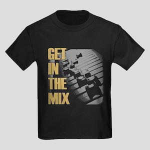 Get In the Mix Kids Dark T-Shirt
