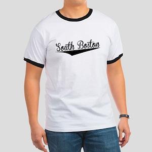 South Boston, Retro, T-Shirt