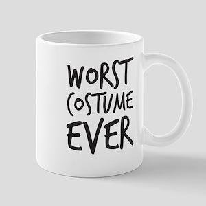 Worst costume ever Mugs