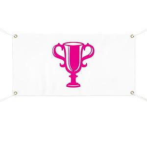 worlds best big sister trophy award greatest banners cafepress