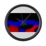 Voltage Large Wall Clock