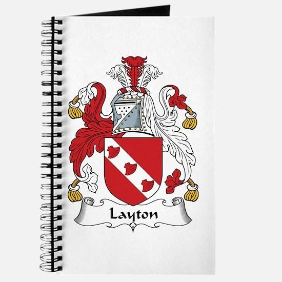 Layton II Journal