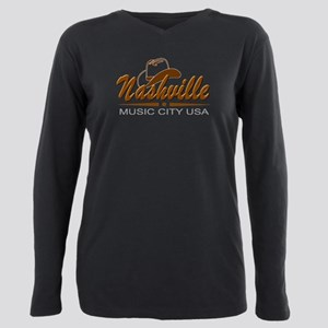 Nashville Music City USA-02 T-Shirt