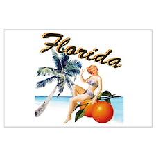 Retro Florida Posters