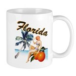 Retro Florida Mugs