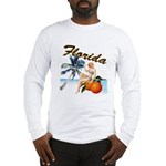 Retro Florida Long Sleeve T-Shirt