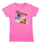 Retro Florida Girl's Tee
