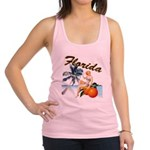 Retro Florida Racerback Tank Top
