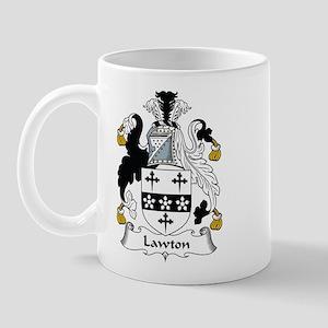 Lawton Mug