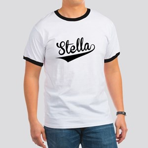 Stella, Retro, T-Shirt