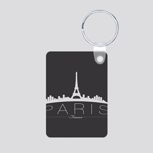 Paris Keychains