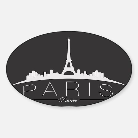 Paris Bumper Stickers