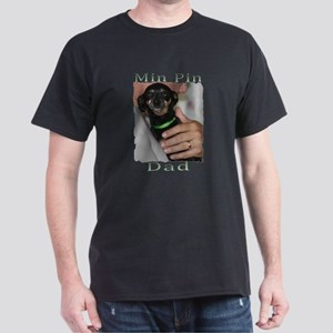Min Pin Dad T-Shirt