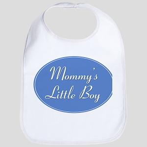 Mommy's Little Boy Bib