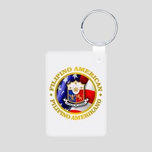 Filipino-American Keychains