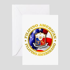 Filipino-American Greeting Cards