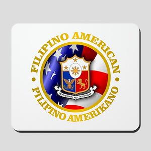 Filipino-American Mousepad