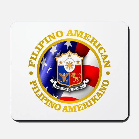 Filipino-American Mousepad