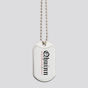 Qhuinn Dog Tags