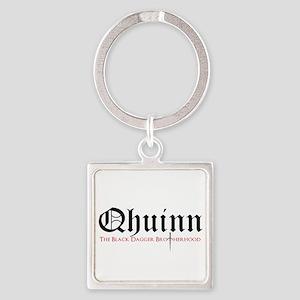 Qhuinn Square Keychain Keychains