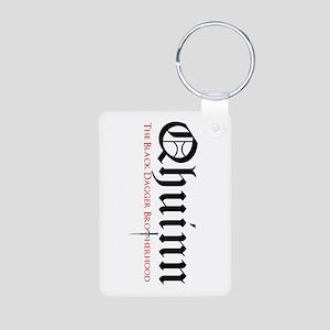 Qhuinn Aluminum Photo Keychain Keychains