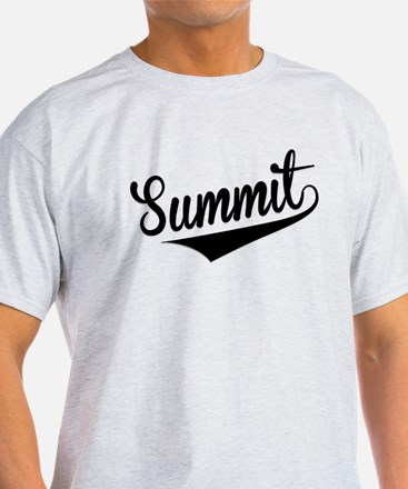 Summit, Retro, T-Shirt