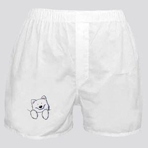 Pocket Eski Boxer Shorts
