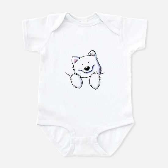 Pocket Eski Infant Bodysuit