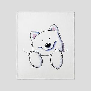 Pocket Eski Throw Blanket