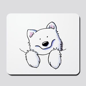 Pocket Eski Mousepad