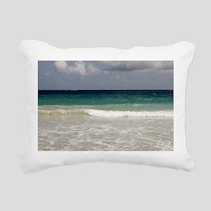 martinique-205100 Rectangular Canvas Pillow