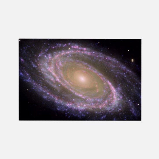 Spiral galaxy NASA image Magnets