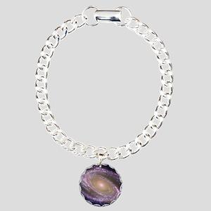 Spiral galaxy NASA image Bracelet