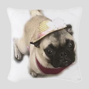 Pillowpug Woven Throw Pillow