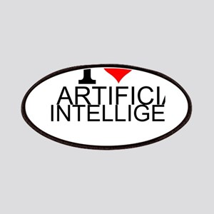 I Love Artificial Intelligence Patch