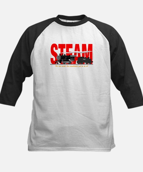 Steam Logo Baseball Jersey