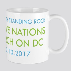 RISE WITH STANDING ROCK Mugs