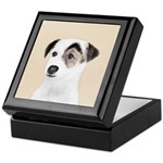 Parson Jack Russell Terrier Keepsake Box