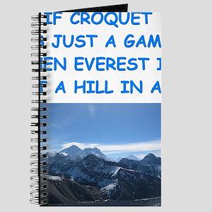 CROQUET7 Journal