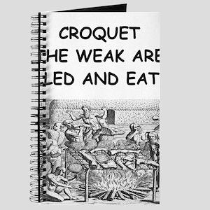 CROQUET6 Journal