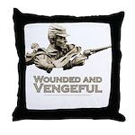 Vengeful Throw Pillow