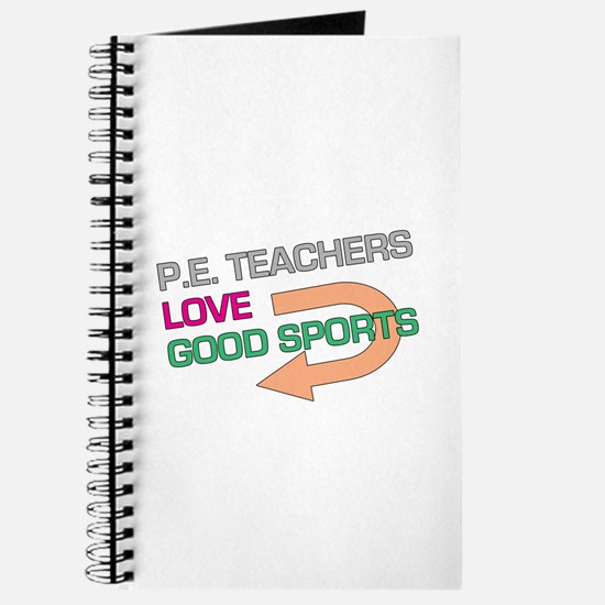 P.E. Teachers Good Sports Journal