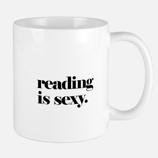 Reading Is Sexy Mugs