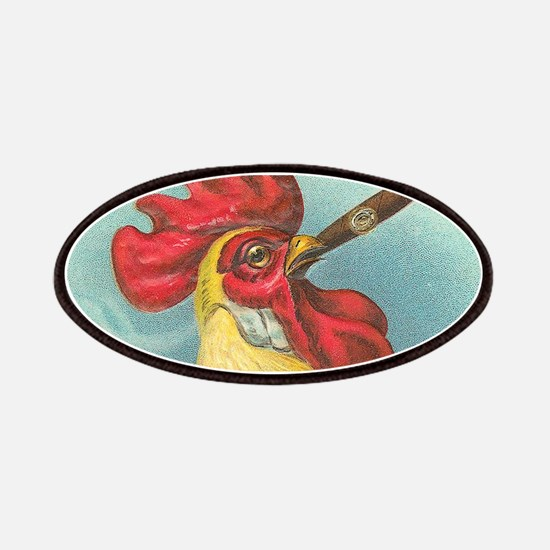 rooster Patches